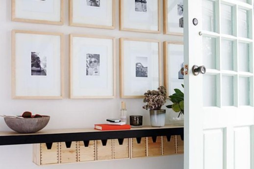 Impressive diys you need for your entryways 25