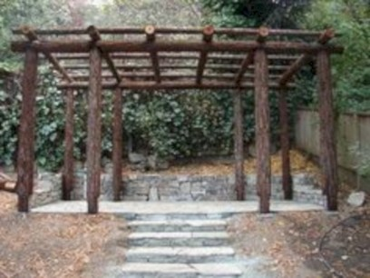 Inspiring diy backyard pergola ideas to enhance the outdoor 04