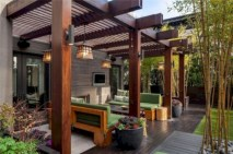Inspiring diy backyard pergola ideas to enhance the outdoor 08