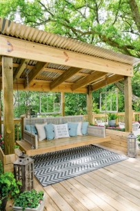 Inspiring diy backyard pergola ideas to enhance the outdoor 09
