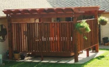 Inspiring diy backyard pergola ideas to enhance the outdoor 14