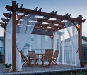Inspiring diy backyard pergola ideas to enhance the outdoor 15