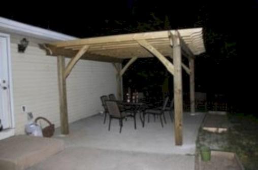 Inspiring diy backyard pergola ideas to enhance the outdoor 22