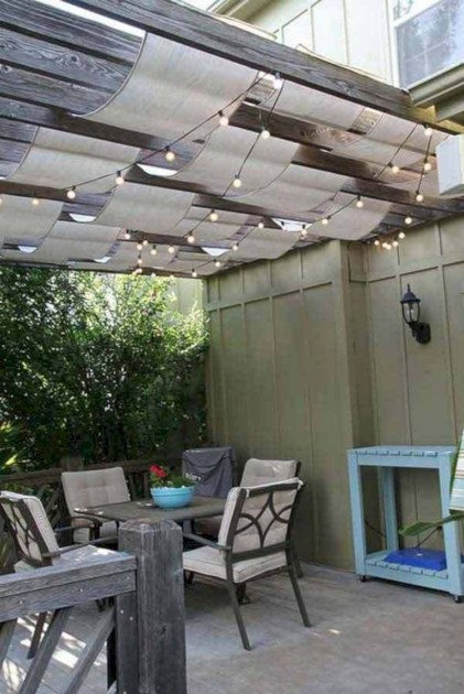 Inspiring diy backyard pergola ideas to enhance the outdoor 34