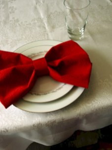 Most easiest diy napkins to adorn your dining table 09