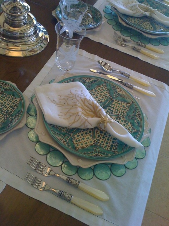 Most easiest diy napkins to adorn your dining table 19