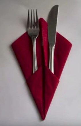 Most easiest diy napkins to adorn your dining table 21