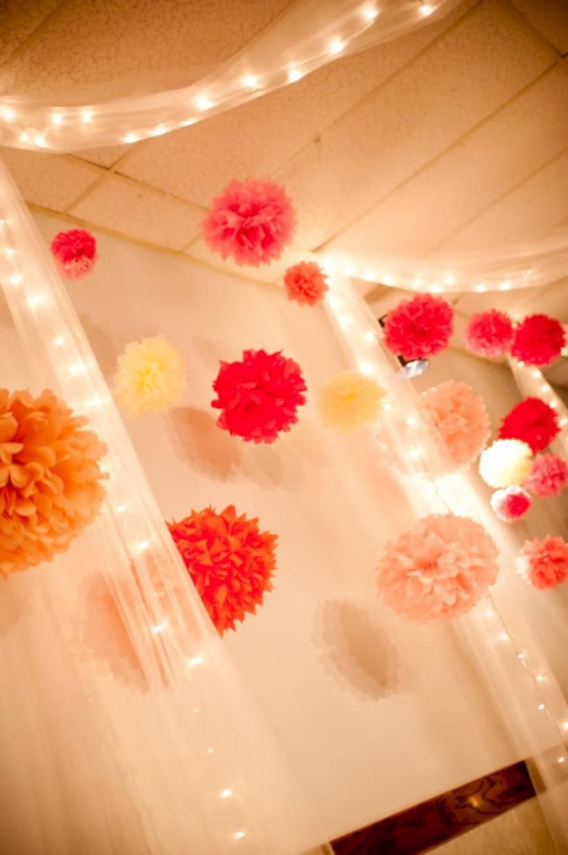 Make paper flower garland akbaeenw make paper flower garland mightylinksfo