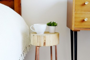 Stunning ideas to use copper pipes for your home decor 12