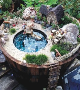 Super easy diy fairy garden ideas 03