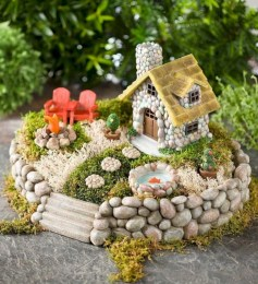 Super easy diy fairy garden ideas 07