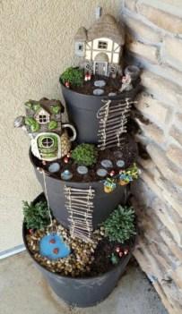 Super easy diy fairy garden ideas 21