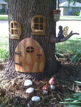 Super easy diy fairy garden ideas 23