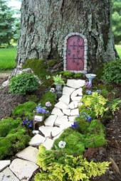 Super easy diy fairy garden ideas 29