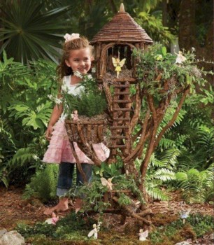 Super easy diy fairy garden ideas 35