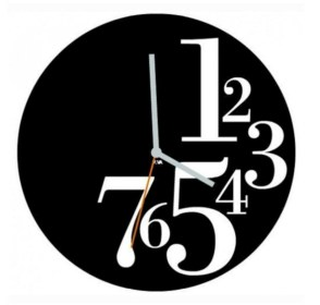 Unusual modern wall clock design ideas 08