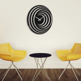 Unusual modern wall clock design ideas 11
