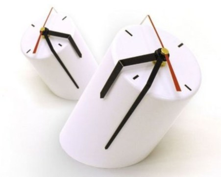Unusual modern wall clock design ideas 22