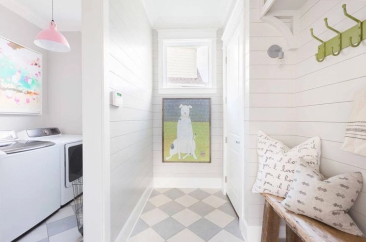 Ways to add charm to your space with shiplap 38