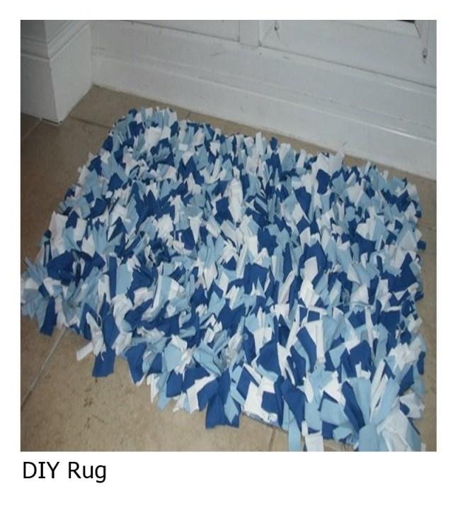 Diy rug