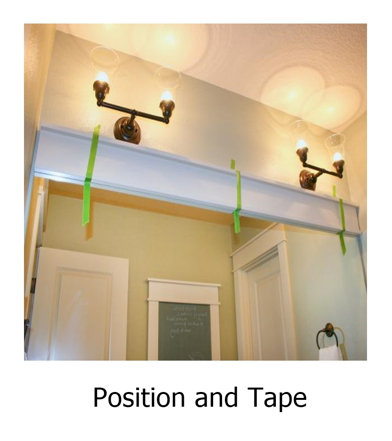 Position and Tape