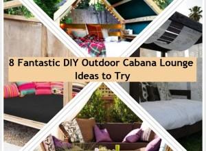 Cabana longue ideas