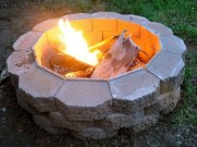 The easy fire pit