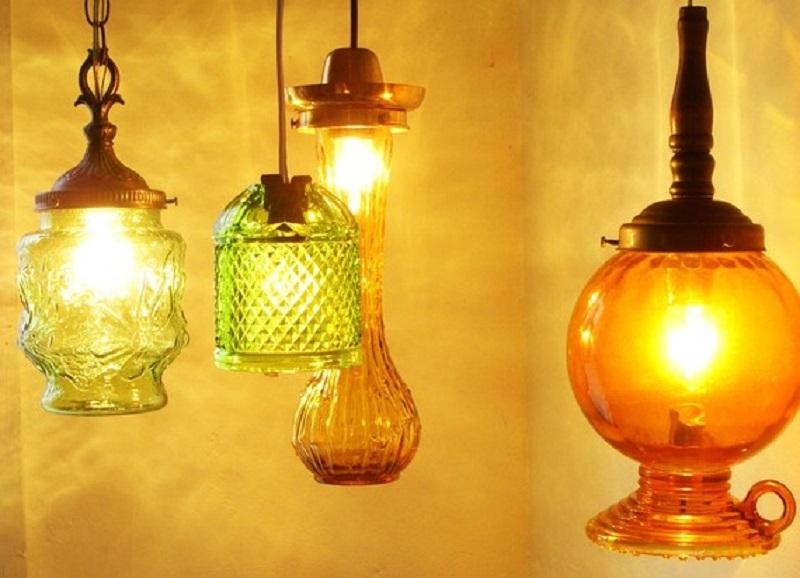 Vintage-pendant-light