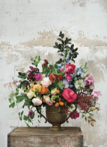 Diy floral arrangement that you can use on your wedding day 04