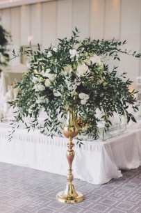 Diy floral arrangement that you can use on your wedding day 20