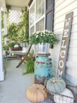 Awesome farmhouse fall decor porches 25