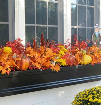 Beautiful and incredible fall succulent ideas 37