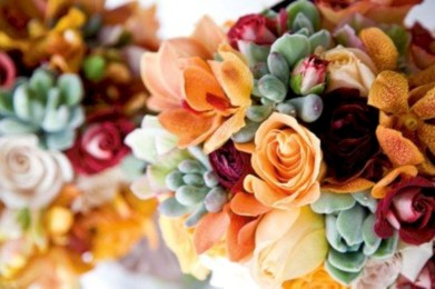 Beautiful and incredible fall succulent ideas 52