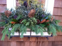 Cheap and easy fall window boxes ideas 05