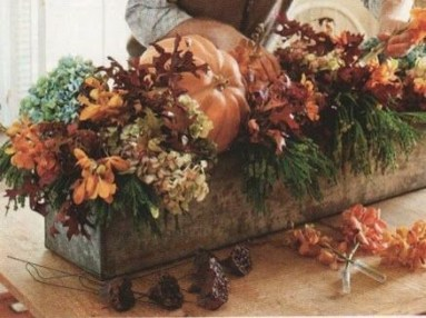Cheap and easy fall window boxes ideas 47