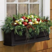 Cheap and easy fall window boxes ideas 56