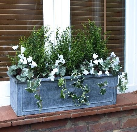 Cheap and easy fall window boxes ideas 58