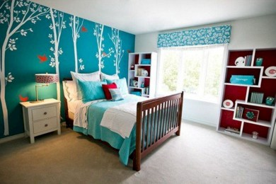 Creative bedroom decoration ideas for a new spring looks 03