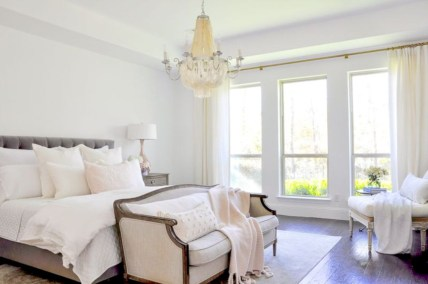 Creative bedroom decoration ideas for a new spring looks 25