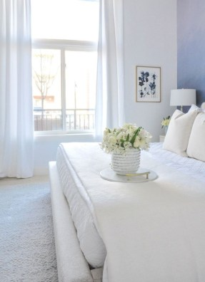 Creative bedroom decoration ideas for a new spring looks 38