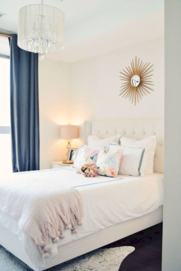 Creative bedroom decoration ideas for a new spring looks 47