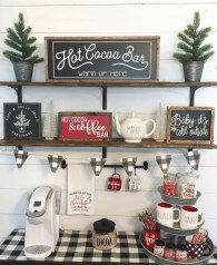Cute farmhouse christmas decoration ideas 07