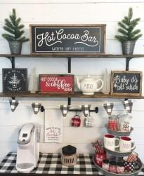 Cute farmhouse christmas decoration ideas 07