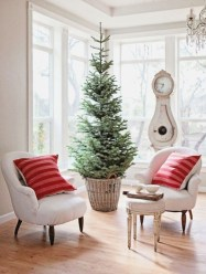 Cute farmhouse christmas decoration ideas 15