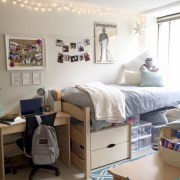 Elegant dorm room decorating ideas 07