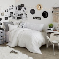 Elegant dorm room decorating ideas 33