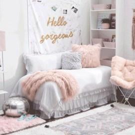 Elegant dorm room decorating ideas 40