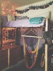 Elegant dorm room decorating ideas 42
