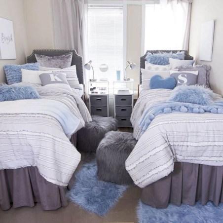 Elegant dorm room decorating ideas 43