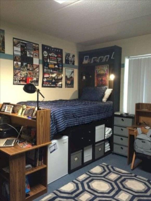 Elegant dorm room decorating ideas 50